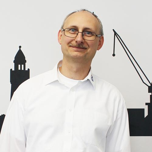 Verkaufsleitung Industrienähmaschinen Olaf Chrzanowski