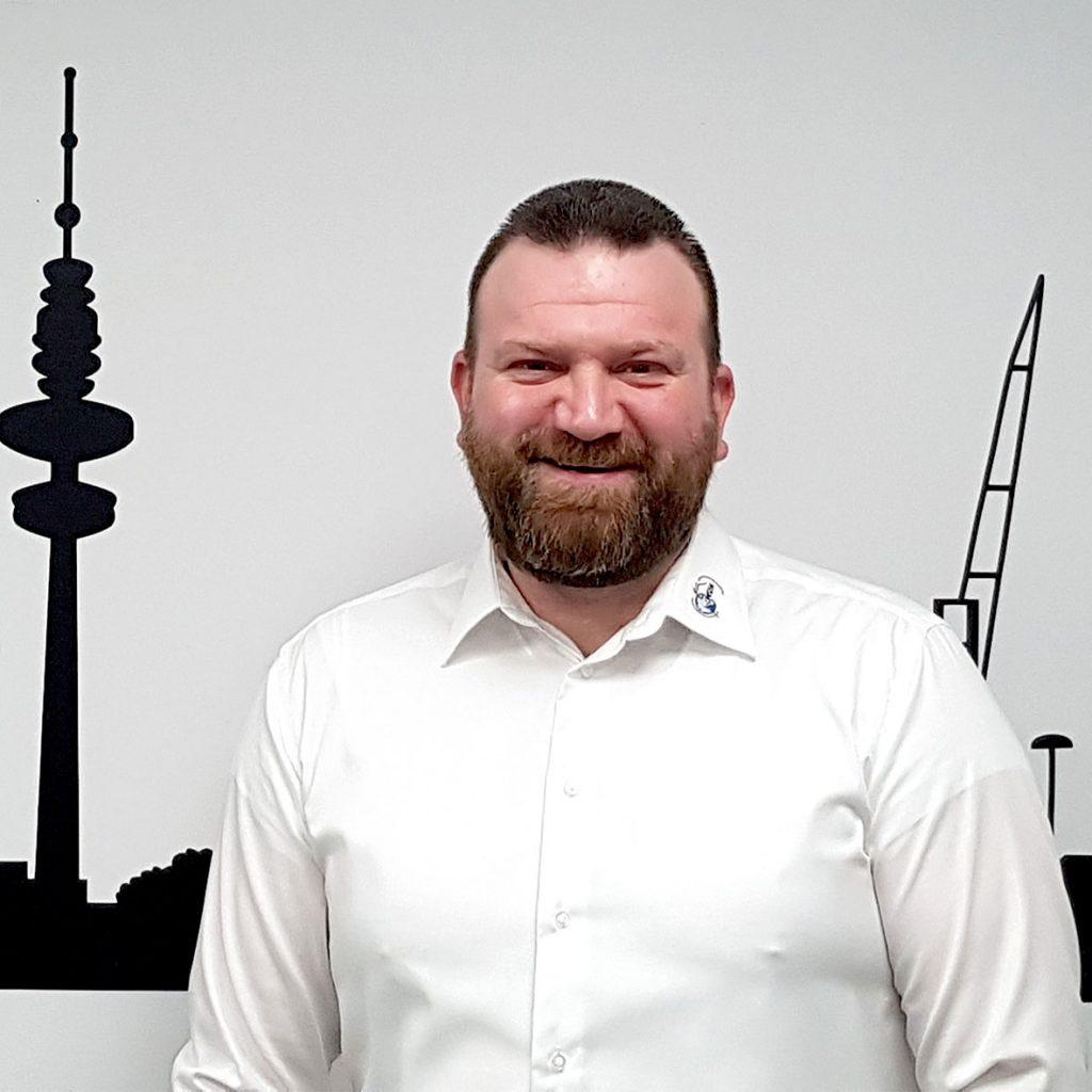 Vertriebsleiter Sönke Krüger